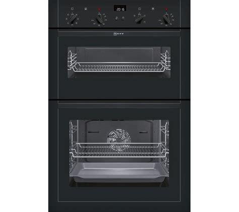 neff cooktop buy neff u14m42s5gb electric oven black free
