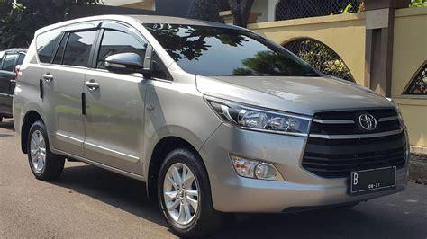 Toyota Innova G Mt toyota innova g 2016 mt 2 0 petrol silver