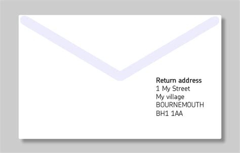 letter address format ireland how to address mail clearly guide to clear letter addressing