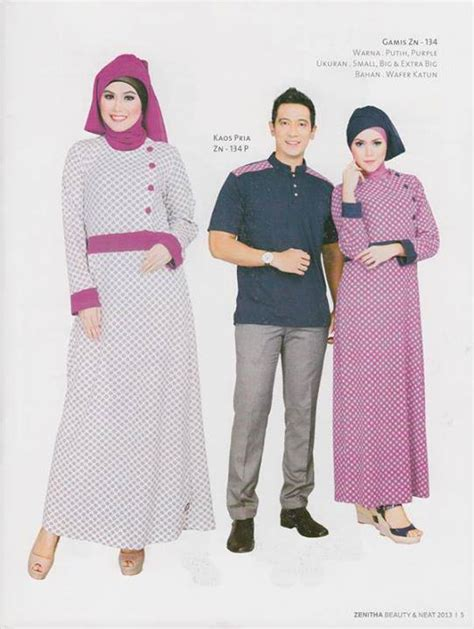 Diskon 50 Zn 196 Gamis Zenitha at tien collection promo 40 busana zenitha