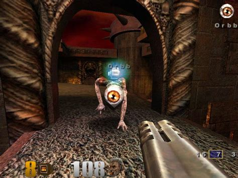 earthquake game quake 3 arena pc review and full download old pc gaming
