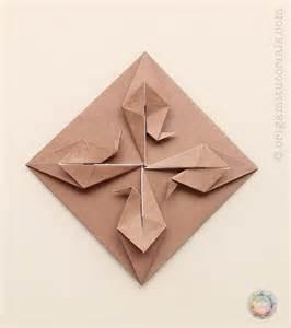 Origami Of Crane - crane tatou envelope origami tutorials