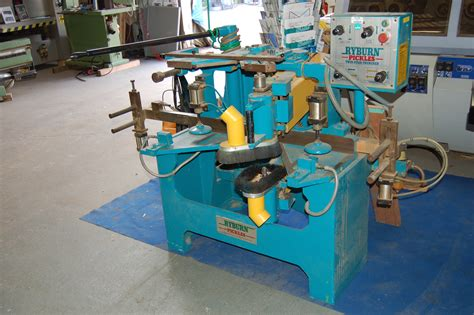 ws woodworking machinery ryburn pickles stair trencher w s woodmachinery
