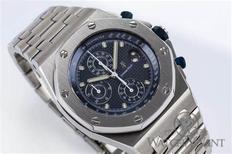 Ap Chrono Stainless sold listing audemars piguet ap royal oak offshore chronograph 44mm stainless steel ref