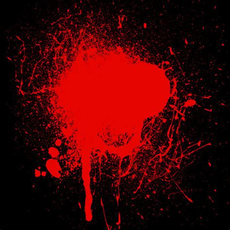 bloody images blood splatter vectors photos and psd files free
