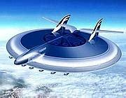 dischi volanti tedeschi fusoliere trasparenti e dischi volanti ecco come voleremo