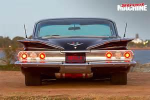 60 chevrolet impala bubbletop custom