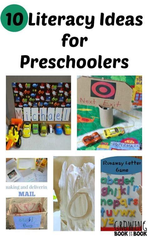 reading themes for kindergarten favorite literacy ideas for preschool literacy reading