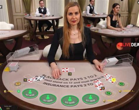 evolution gaming live blackjack game review | livedealer.org