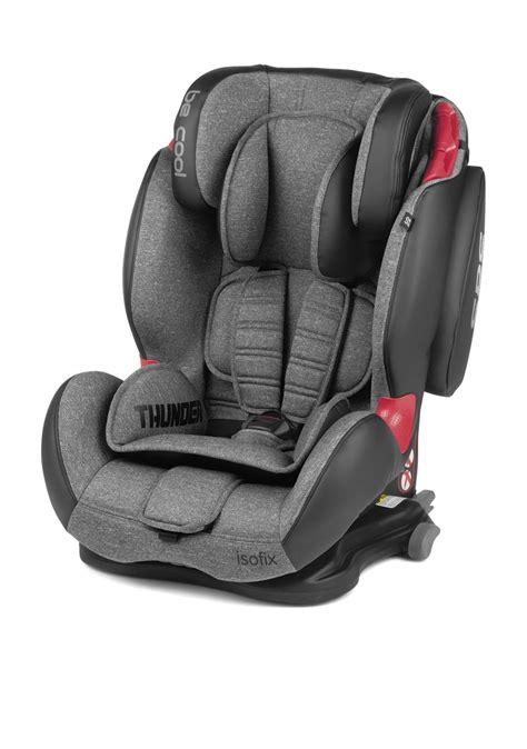 sillas de coche grupo 1 2 3 con isofix silla de coche grupo 1 2 3 be cool thunder con isofix