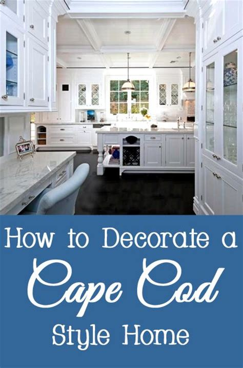 best 20 cape cod decorating ideas on cape