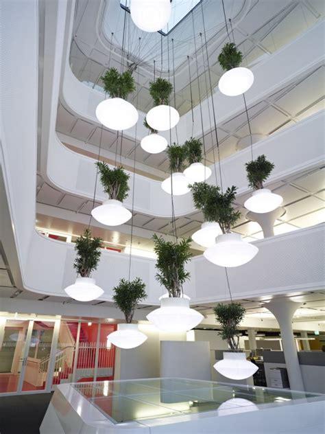 hotel light installation plant and light installation contemporist