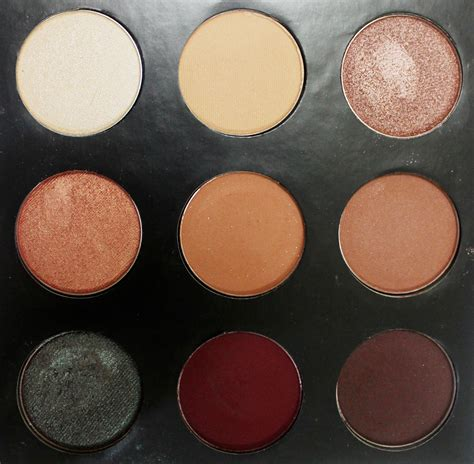 Manny Mua Eyeshadow Make Up Palette Eye Shadow Manny Mua Mesh makeup manny mua eyeshadow palette review swatches focus makeup and forever