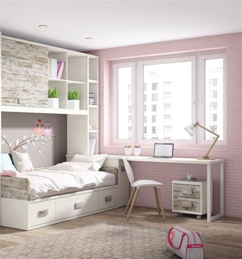 imagenes habitaciones juveniles blancas junior room dormitorio juvenil cat 225 logo up16 www exojo