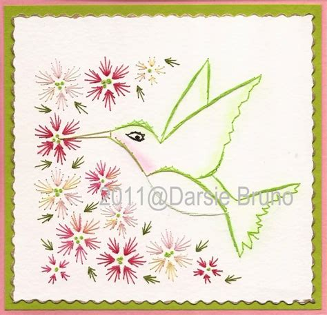 free stitching cards templates free card stitching designs search engine at