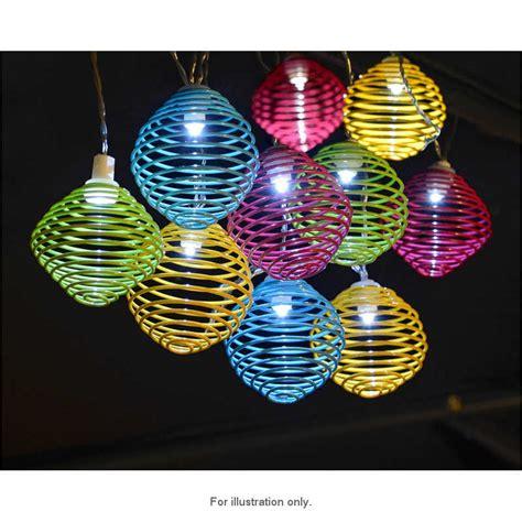 solar spiral lights b m
