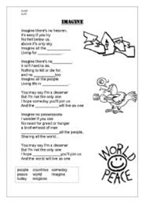 Peace Day Worksheets by Esl Worksheets For Beginners Peace Day