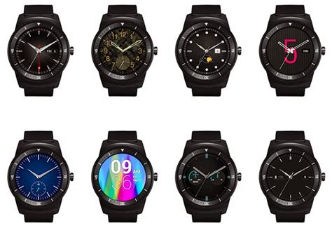 Smartwatch Lg G R Lg G R Smartwatch Lands In Play Store For 299