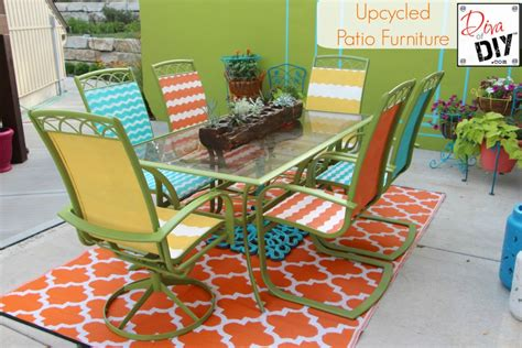 Patio Furniture That Can Get How To Update Your Tired Patio Furniture Of Diy