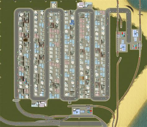 cities xl layout tips steam community guide best industrial layout no