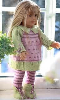 Barn Yarn Free Download Knitting Patterns For American Doll Clothes