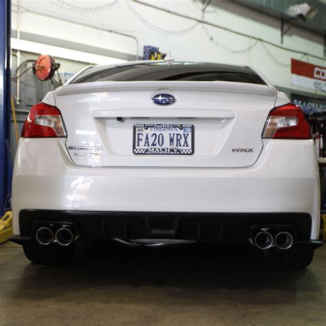 Subaru Cobb by Cobb Tuning Cat Back Exhaust 2015 Wrx Sti Fastwrx