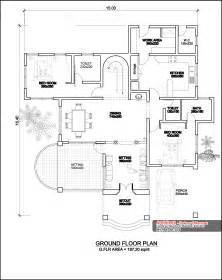 Ground Floor Plans House by Two Storey Four Bedroom House Design At 3236 Sq Ft With Plan