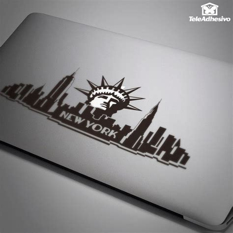 Macbook Decal City 3d 80 best images about stikers mac book on cars
