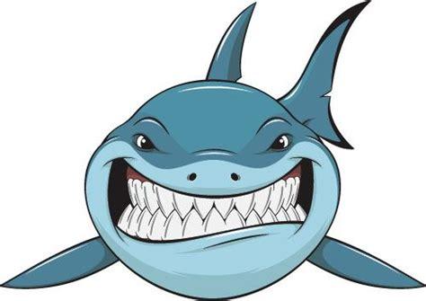 baby shark vector cartoon funny shark vector material 03 kids pinterest