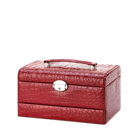 cheap jewelry armoire wholesale wholesale deluxe red jewelry box buy wholesale jewelry boxes
