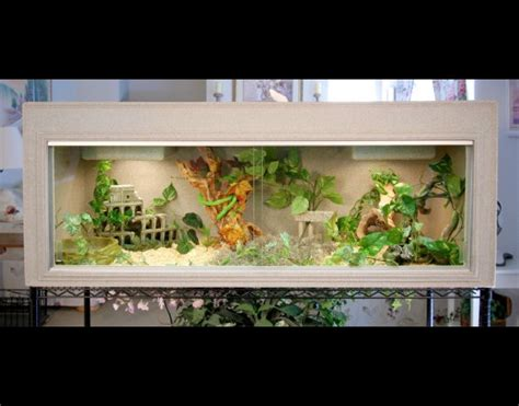 reptile l stand diy reptile cages bearded cage snake cage cage