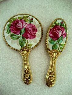 james charles brushes ebay vintage 1920 vanity set gold filegree tray mirror brush