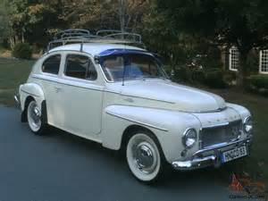 Volvo 1960s Models 1960 Volvo Pv 544 Restored Car Show Winner