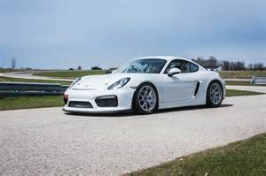 Porsche Gt4s We Drive The Porsche Cayman Gt4 Clubsport