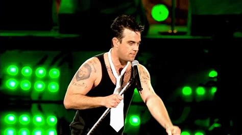 supreme robbie williams robbie williams supreme live at knebworth hd