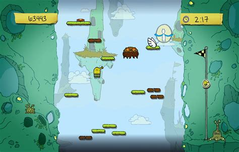 doodle jump keyboard 25 best for to play in android
