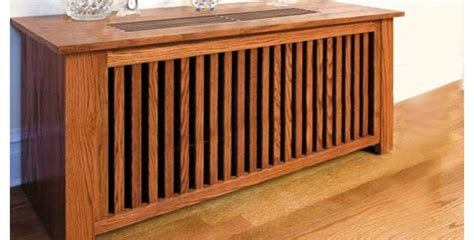 Woodwork Custom Wood Radiator Covers Pdf Plans