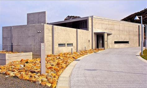 Picture Book Museum Iwaki City Japan By Tadao Ando S