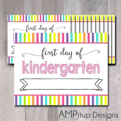 First Day Of School Template Word Back To School Sign Template And Tutorialearly Years Fun School Sign Template