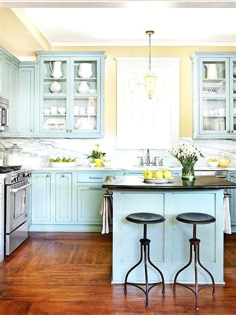 painting kitchen cabinets ideas home depot design blue