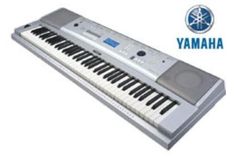 Keyboard Yamaha Dgx 220 Anonymous S Review Yamaha Dgx 220 Audiofanzine