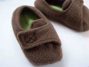 infant house shoes sew baby slippers free pattern