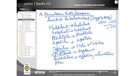 Xpedia 2 0 Alumni Sma Ipc xpedia 2 0 sma dan alumni zenius multimedia learning w z o
