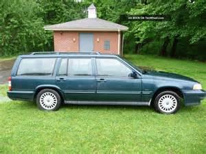 1997 Volvo 960 Wagon 1997 Volvo 960 Wagon Rust Southern Wagon