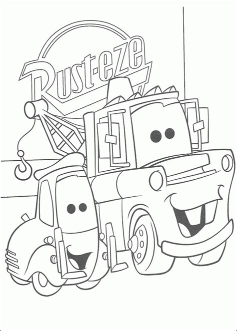 cars coloring pages cars coloring pages coloringpagesabc
