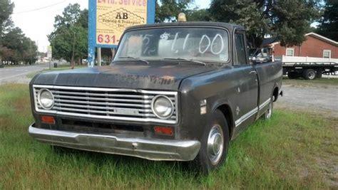 film pick up 1975 just a truck 1975 international pickup
