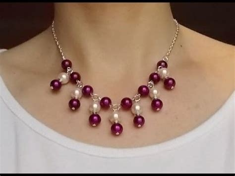 how do i make jewelry diy jewelry how to make an easy beautiful chain