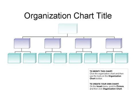 organizational chart template download free premium