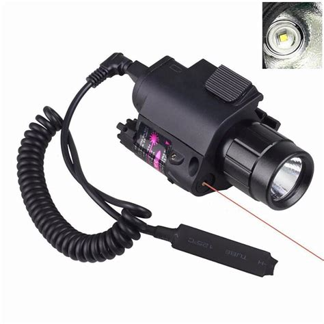 Termurah Tactical Airsoft M6 Laser With Flashlight Include tactical m6 laser flashlight cree led for airsoft black the metal tactical holsters