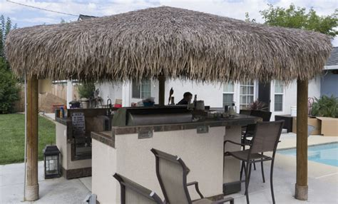 tiki bar for backyard tiki bar ideas for your backyard outdoor bar